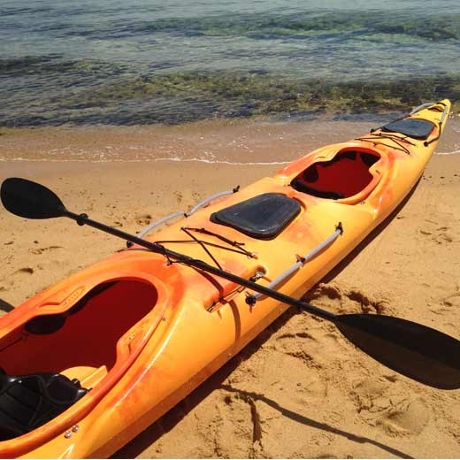 Double Sea Kayak - ORCA, by Nomad Kayaks